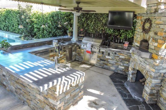 18 Outdoor Kitchens That Will Inspire You To Create Your Own Belforno